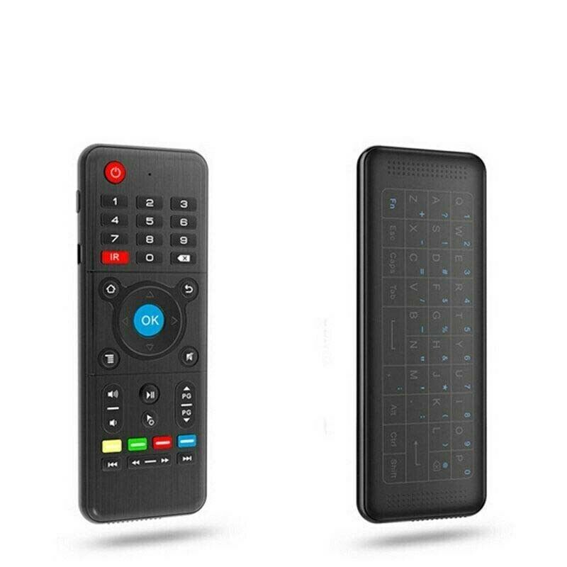 Full touchpad remote controller 24 ghz wireless keyboard