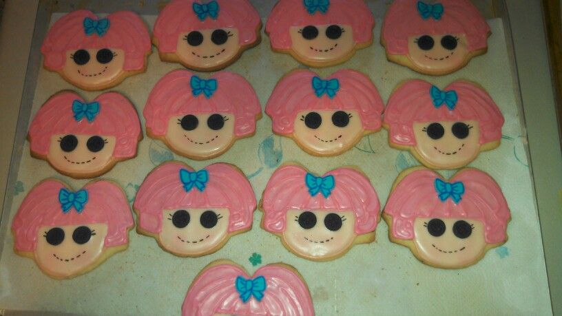 Lalallopsy cookies