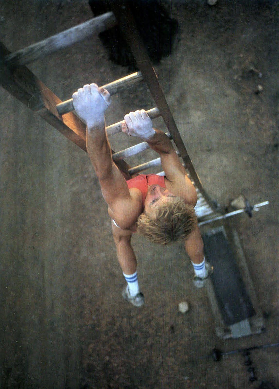 Garage gym john bachar training journal pa ponerme