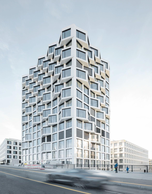 sharing friends wohnhochh user in m nchen von allmann sattler wappner fa ades architecture. Black Bedroom Furniture Sets. Home Design Ideas