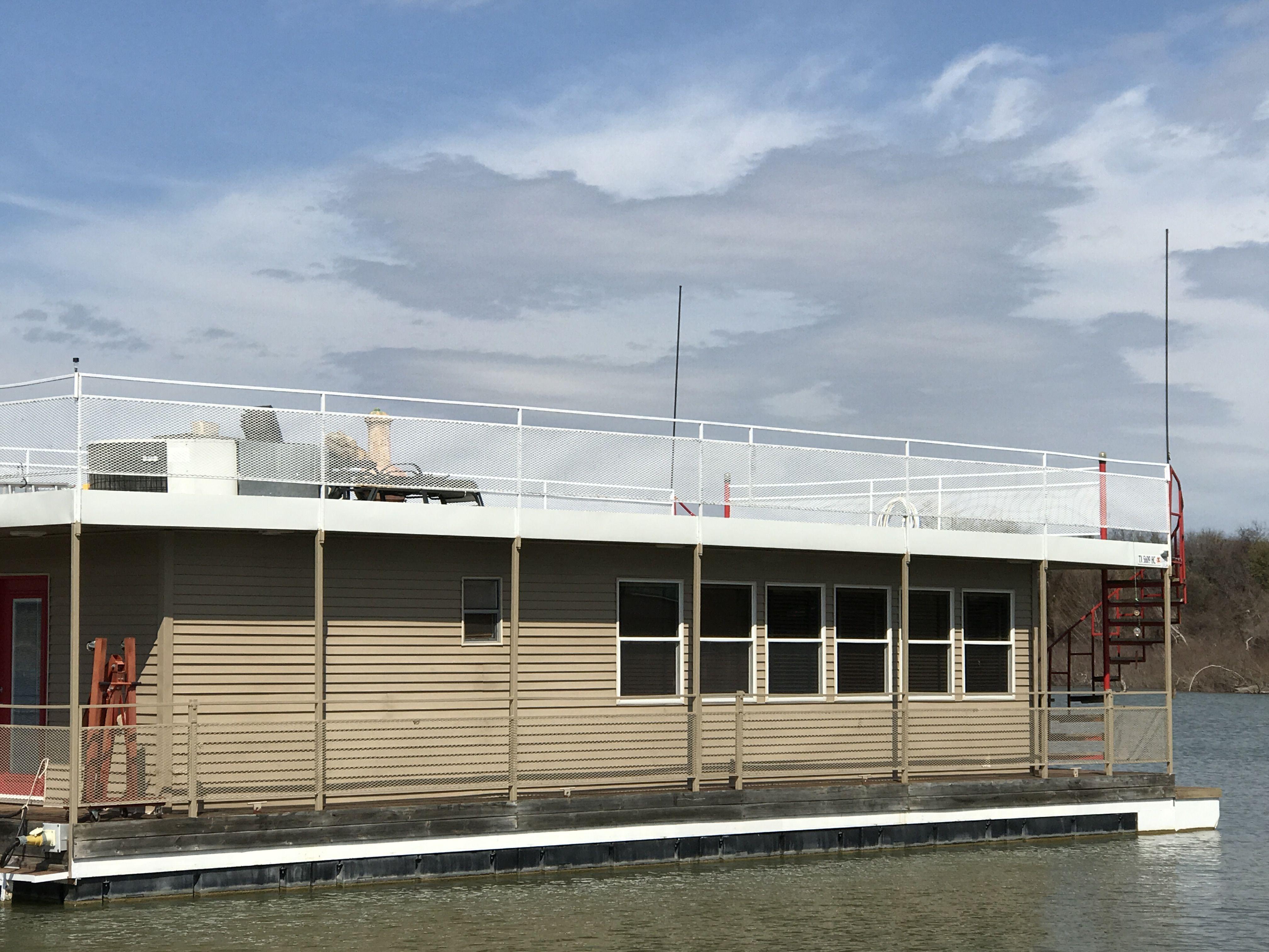 Used 1993 Custom Custom Houseboat Central Texas Tx 76708