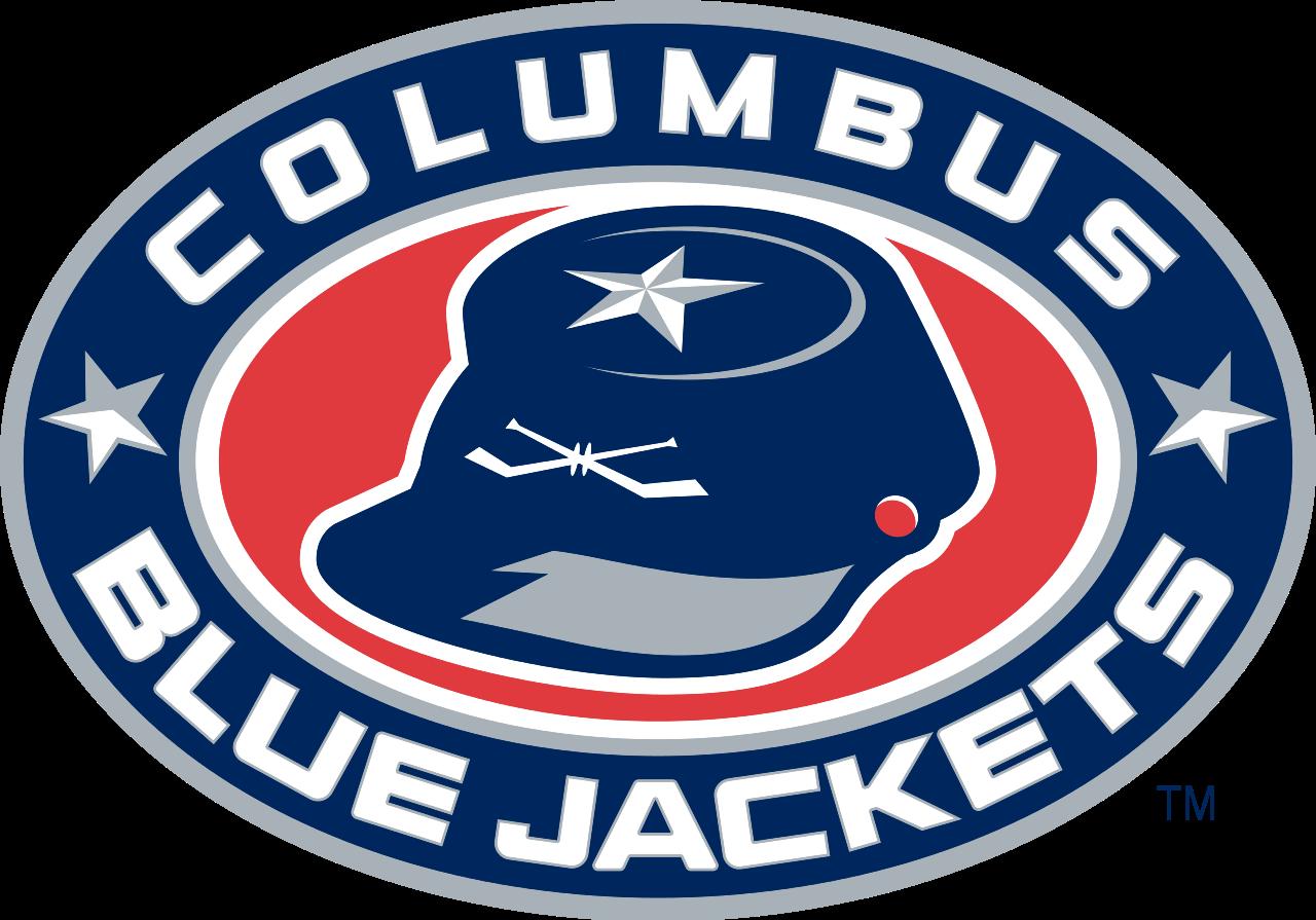 Image result for blue jackets logo