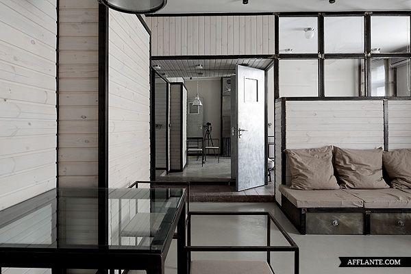 Urban WWW Apartment // Petr Kostelov