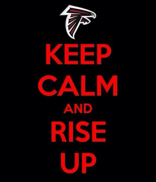 Falcons Rise Up With Images Atlanta Falcons Football Atlanta Falcons Falcons Football