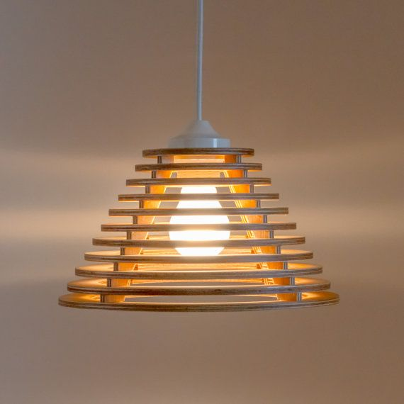 Holzlampe Hängelampe BREVIK | Holzlampe, Anhänger lampen und