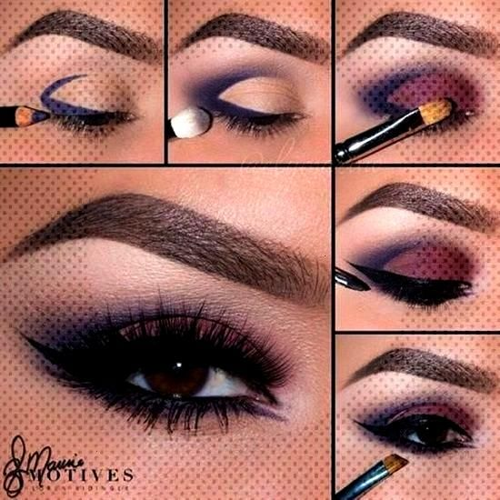 15 Easy & Gorgeous Makeup Looks For Beginners - Samantha Fashion Life - 15 Easy & Gorgeous Makeup