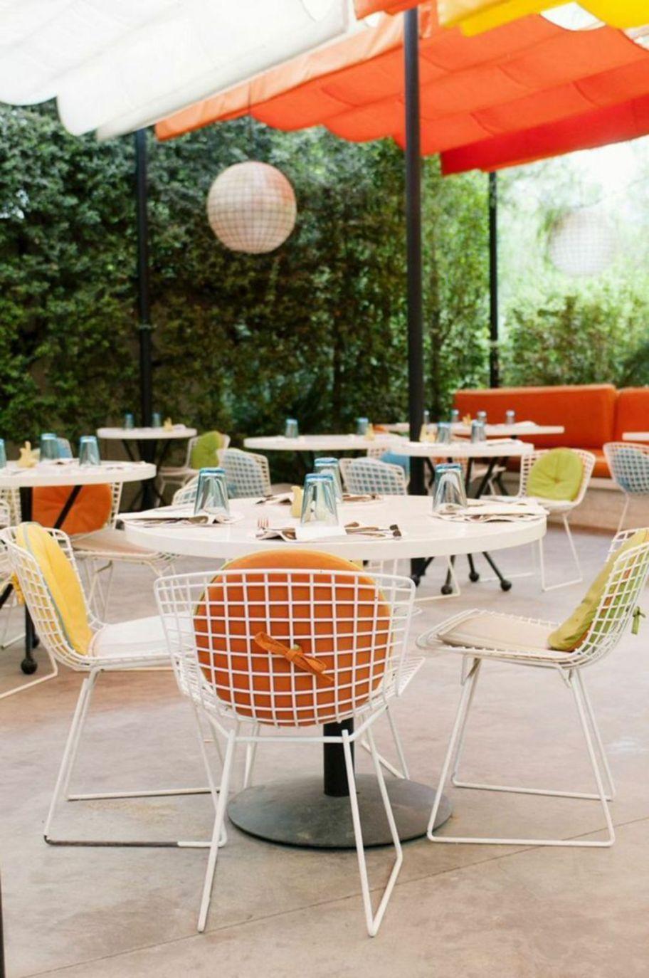 Outdoor Restaurant Patio Decoor Net