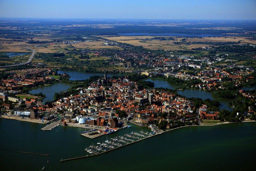 Stralsund Stralsund, Wismar, Schöne orte
