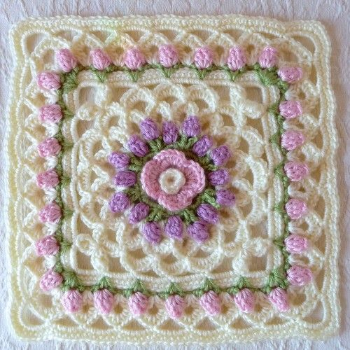 Eve\'s Coverlet Afghan [Free Crochet Pattern