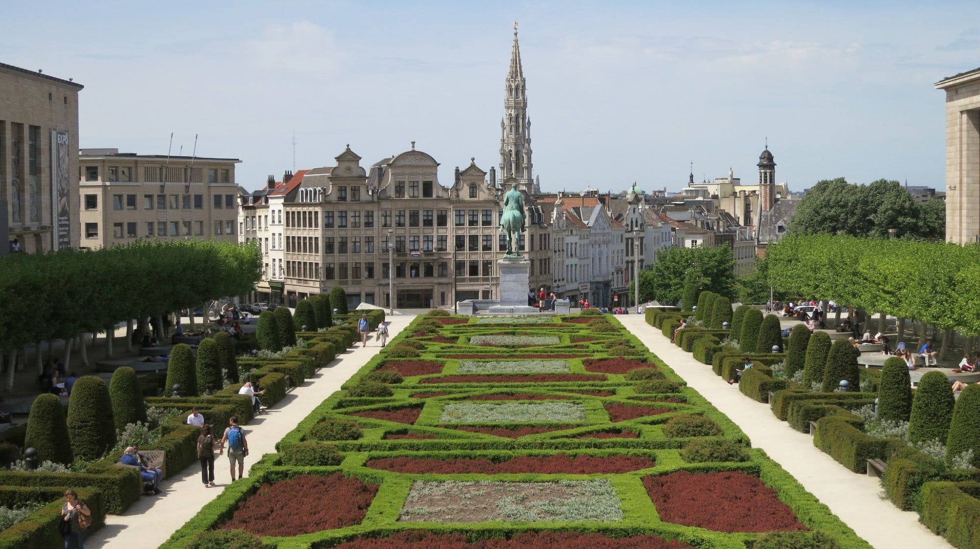 See The Best Of Brussels In One Day Brussels Belgium Travel