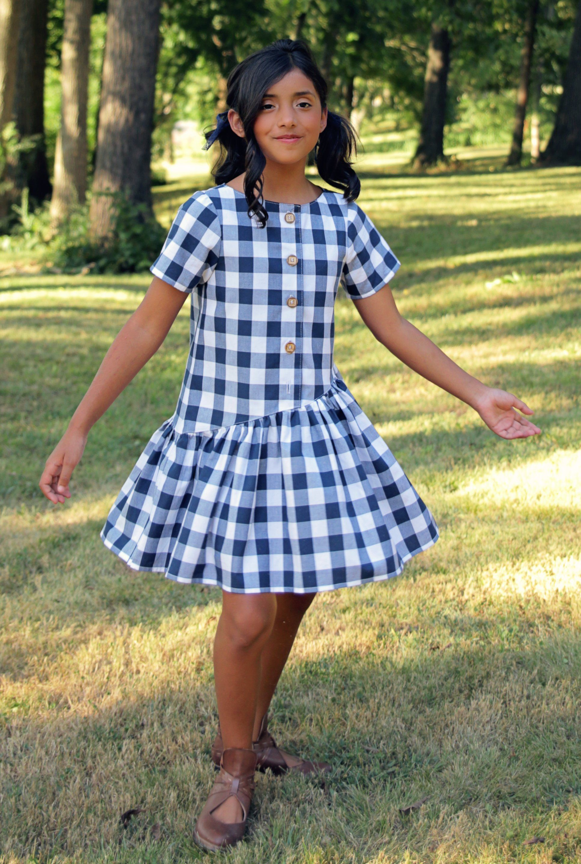 533bdadc050b Brynn Tween Top and Dress