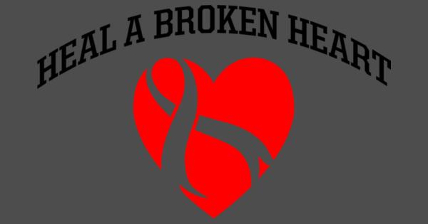 Buy A Shirt Today To Help Heal Kyles Broken Heart Healing A Broken Heart Broken Heart Heart Transplant