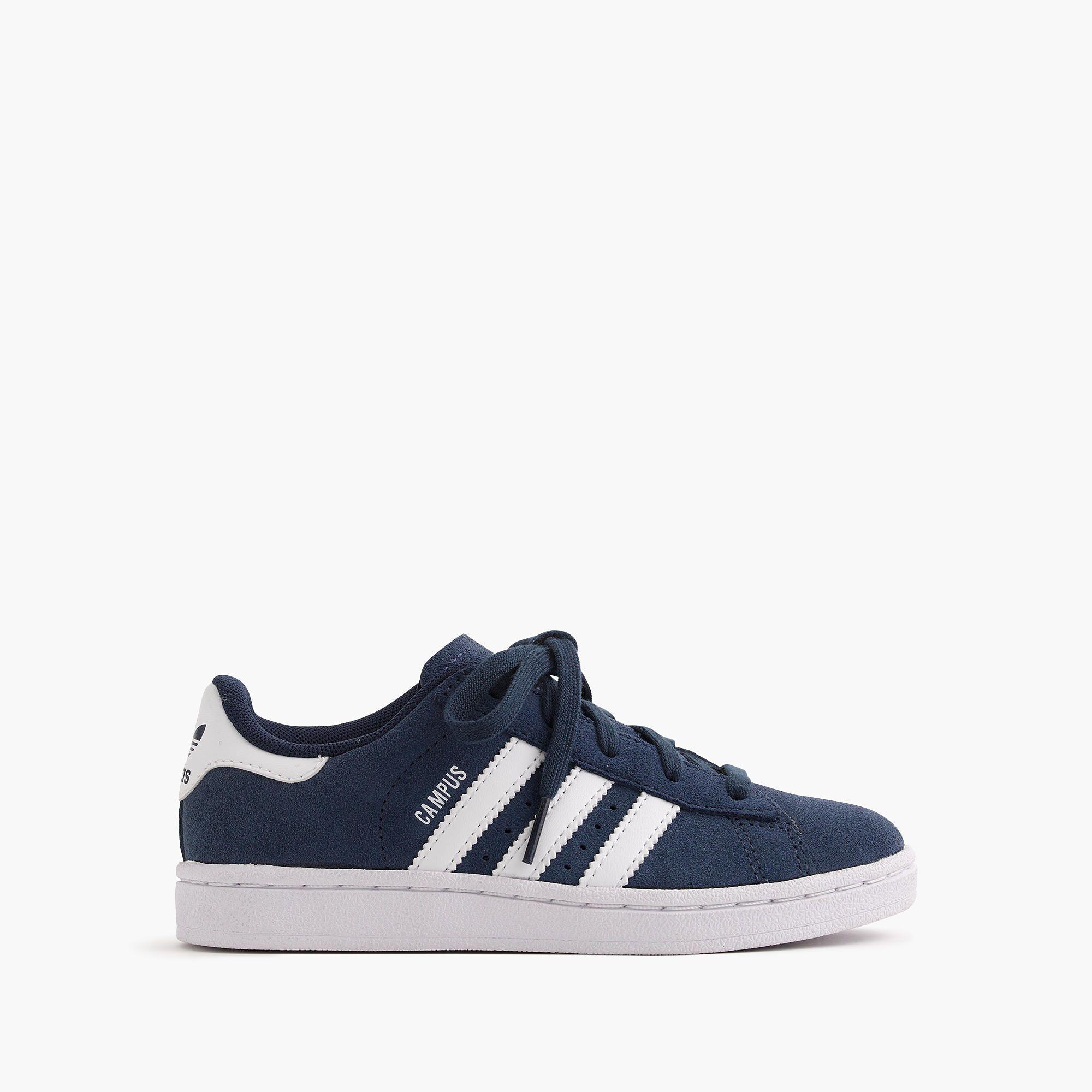 Zapatos azul marino Adidas Campus infantiles o5zKB
