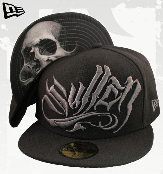 Hats by Sullen: New Era, Flexfit and Snapback NEW ERA Sullen Hat Snap back style allows you to adjust to fit your head