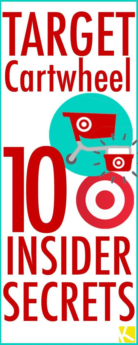 Target Cartwheel 10 Insider Secrets You Must Know
