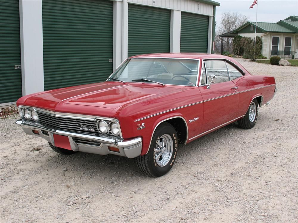 1966 impala ss for sale 1966 chevrolet impala ss lot 55 barrett jackson auction company. Black Bedroom Furniture Sets. Home Design Ideas