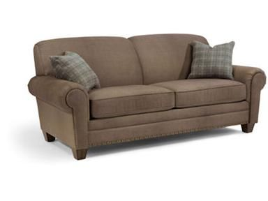 Shop For Flexsteel Sofa 5642 30 And Other Living Room Sofas At The