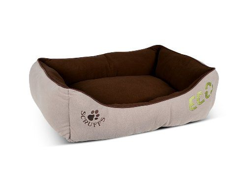 Scruffs Eco 100percent Recycled Pet Box Bed Medium You Can Get Additional Details At The Image Link Note Amazon Affilia Box Bed Dog Bed Furniture Dog Bed