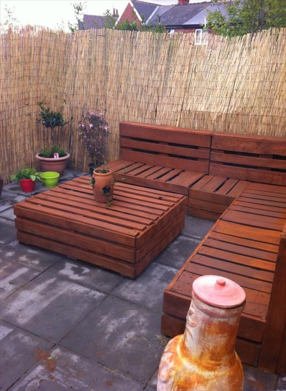 pallet garden furniture 960 1309 pallet