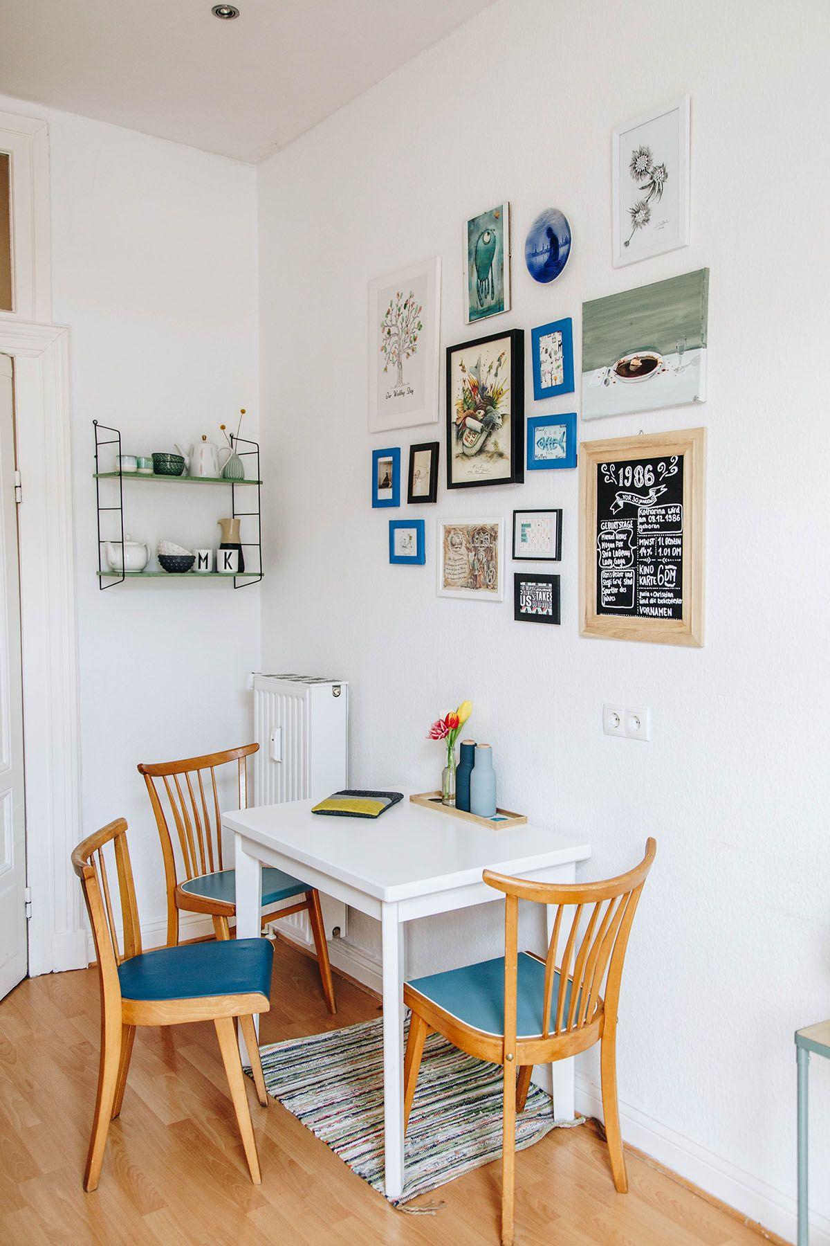 So wohnt der Norden: Retro-Stil trifft Altbau-Charme | Homestories ...