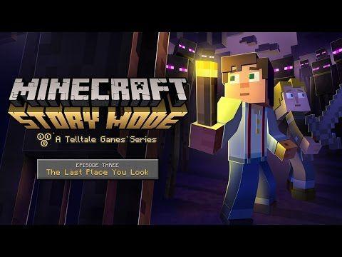 Tráiler de lanzamiento de Minecraft Story Mode Episode 3 - http://www.juegosycosplays.com/juegos/noticias/trailer-de-lanzamiento-de-minecraft-story-mode-episode-3-123