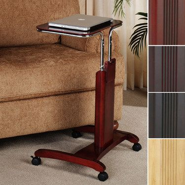 Carlyle Adjustable Mobile Laptop Cart