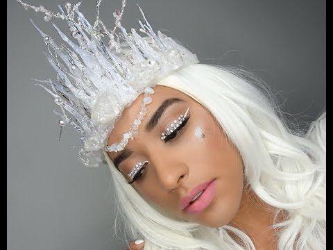 crown costume queen ice