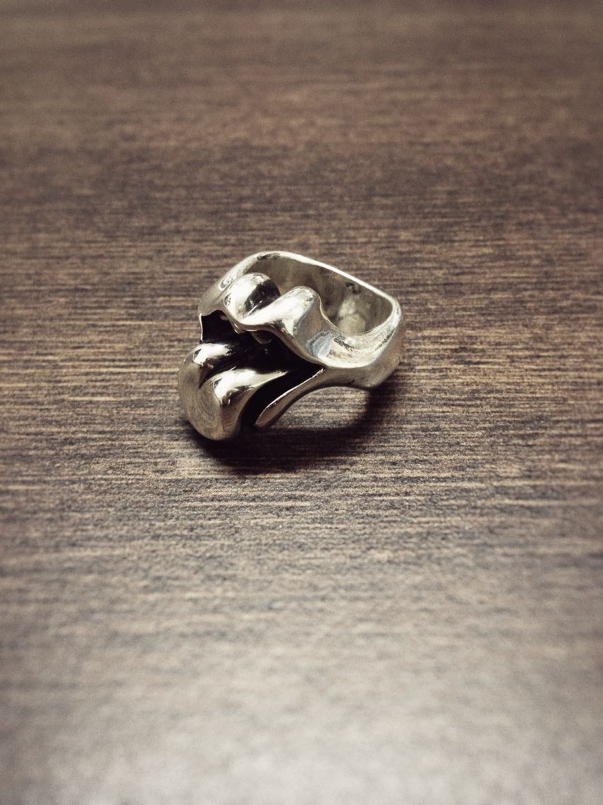 90844e4aa345 Chrome Hearts Rolling Stones ring