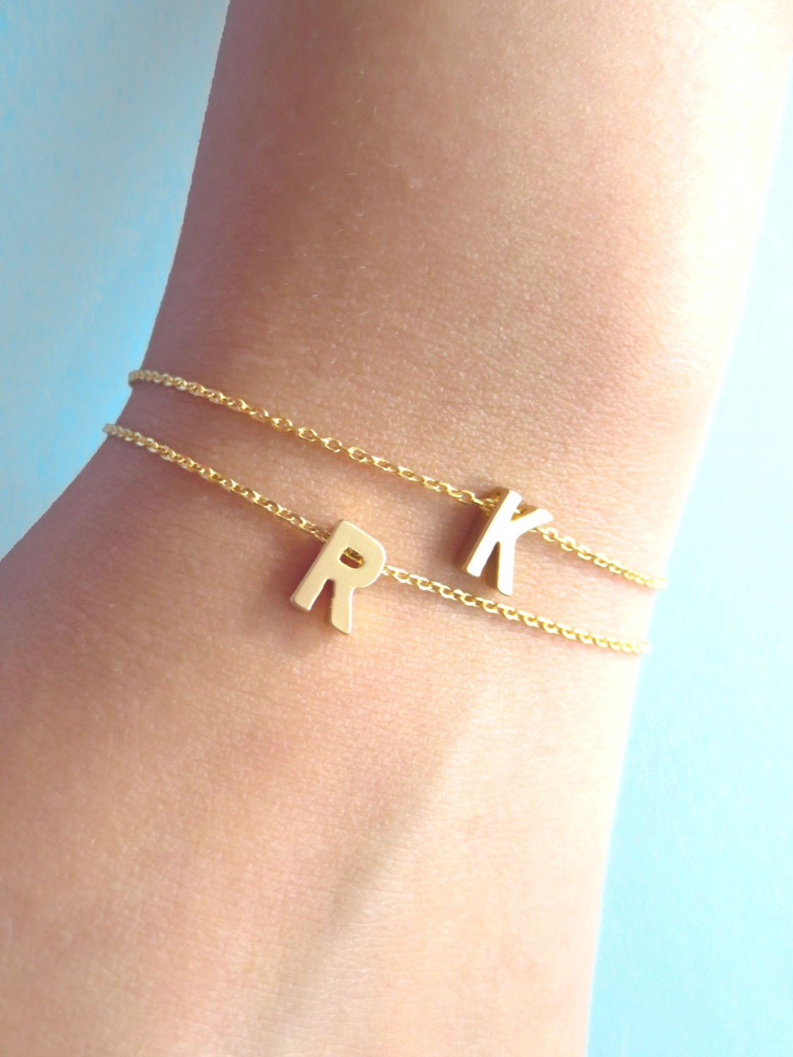 ankle and delicate gold silver ourserendipitystones bracelet anklet stirling feminine anklets pin
