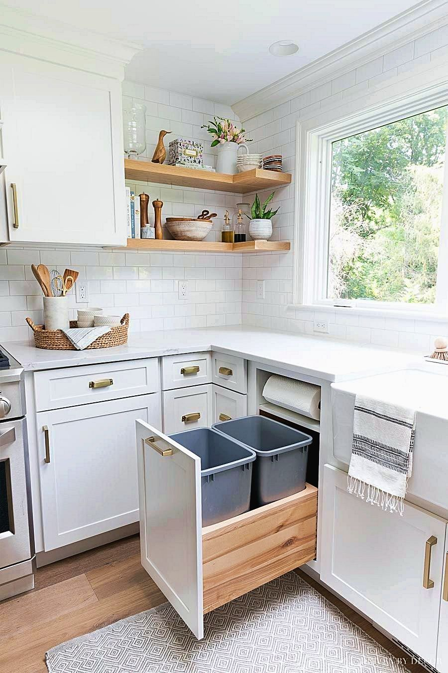 All The Cool Characteristics Of Modern Kitchen Cabinets Kitchen Remodel Small Kitchen Renovation Kitchen Design Small Kitchen remodel must haves
