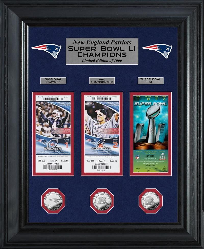 New England Patriots Super Bowl Li New England Patriots Super Bowl 51