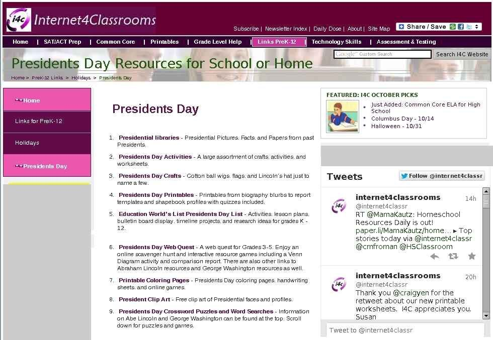 Activities for presidents day crafts printables timelines venn activities for presidents day crafts printables timelines venn diagrams scavenger hunt and ccuart Image collections