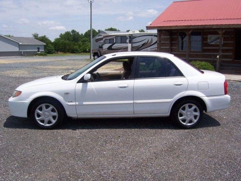2002 Mazda Protege Alternator