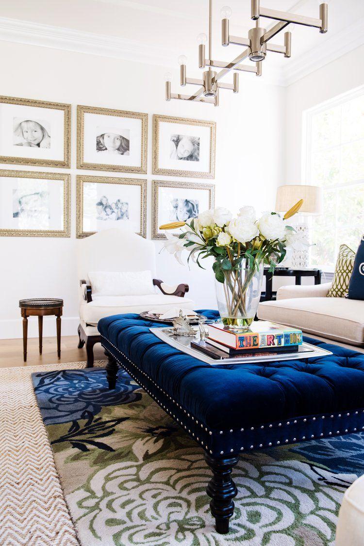 Living Rooms Savvy Interiors In 2020 Blue Interior Design