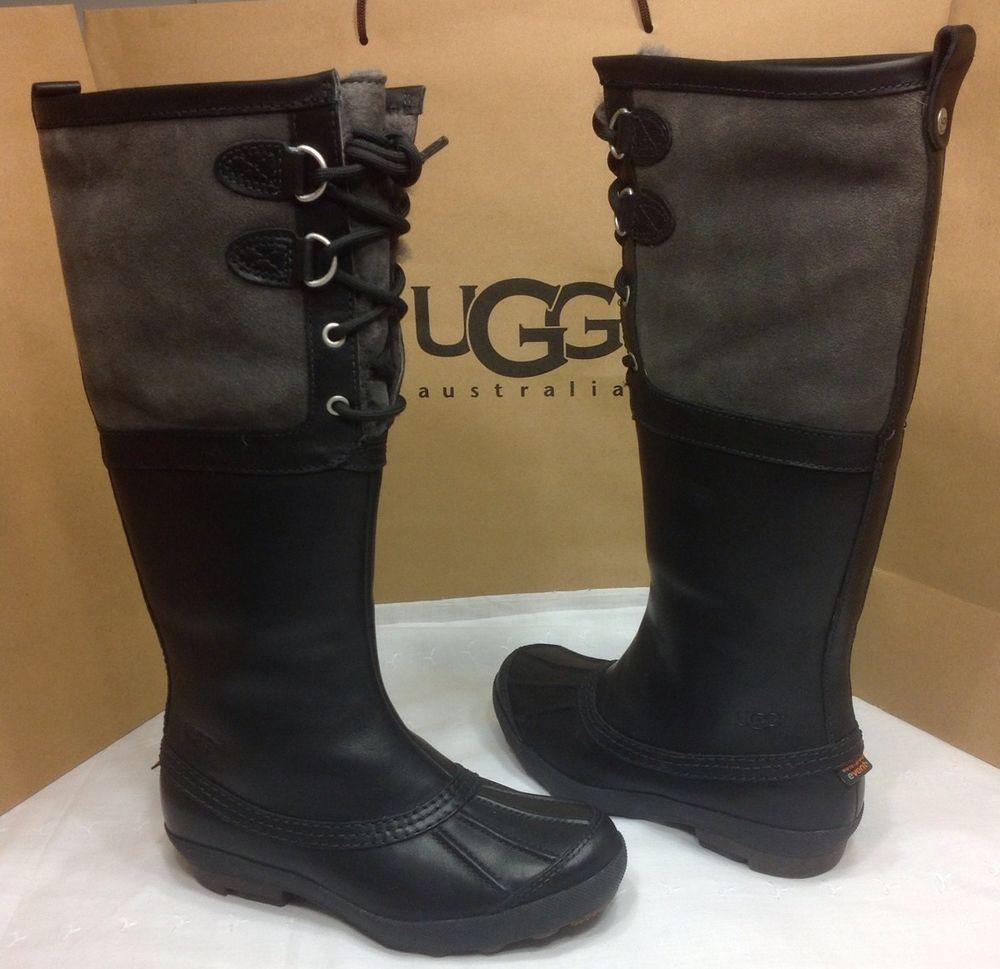 ugg shanleigh waterproof