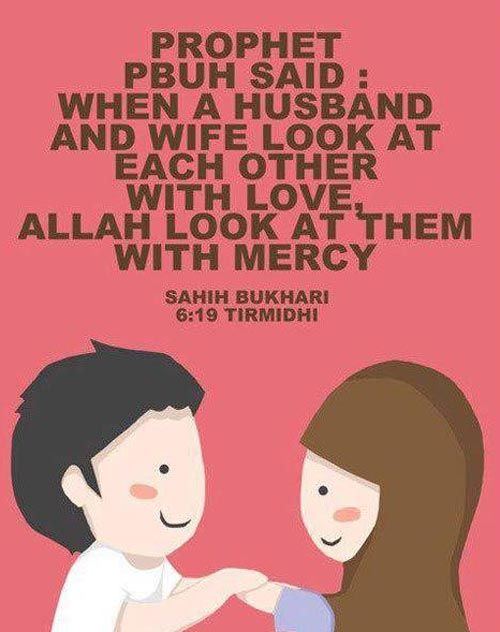 Islamic Marriage Quotes For Husband And Wife Are About -8479