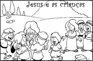 Desenhos Para Colorir Desenhos Biblicos Para Imprimir E Pintar