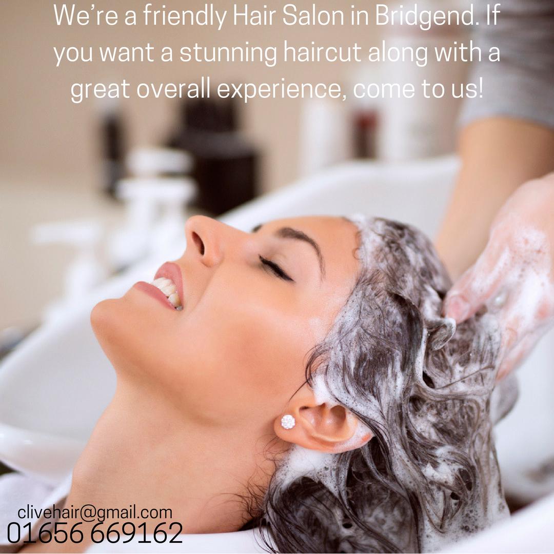 Were A Friendly Hair Salon In Bridgend If You Want A Stunning