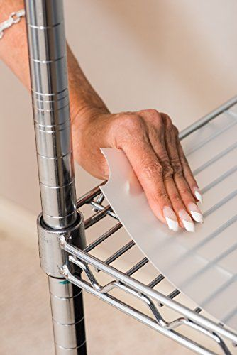 Pin On Wire Shelf Liners