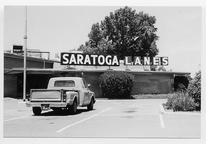 Saratoga Lanes San Jose California Went Bowling There With My Dad In The 60s And 70s San Jose California Saratoga California History