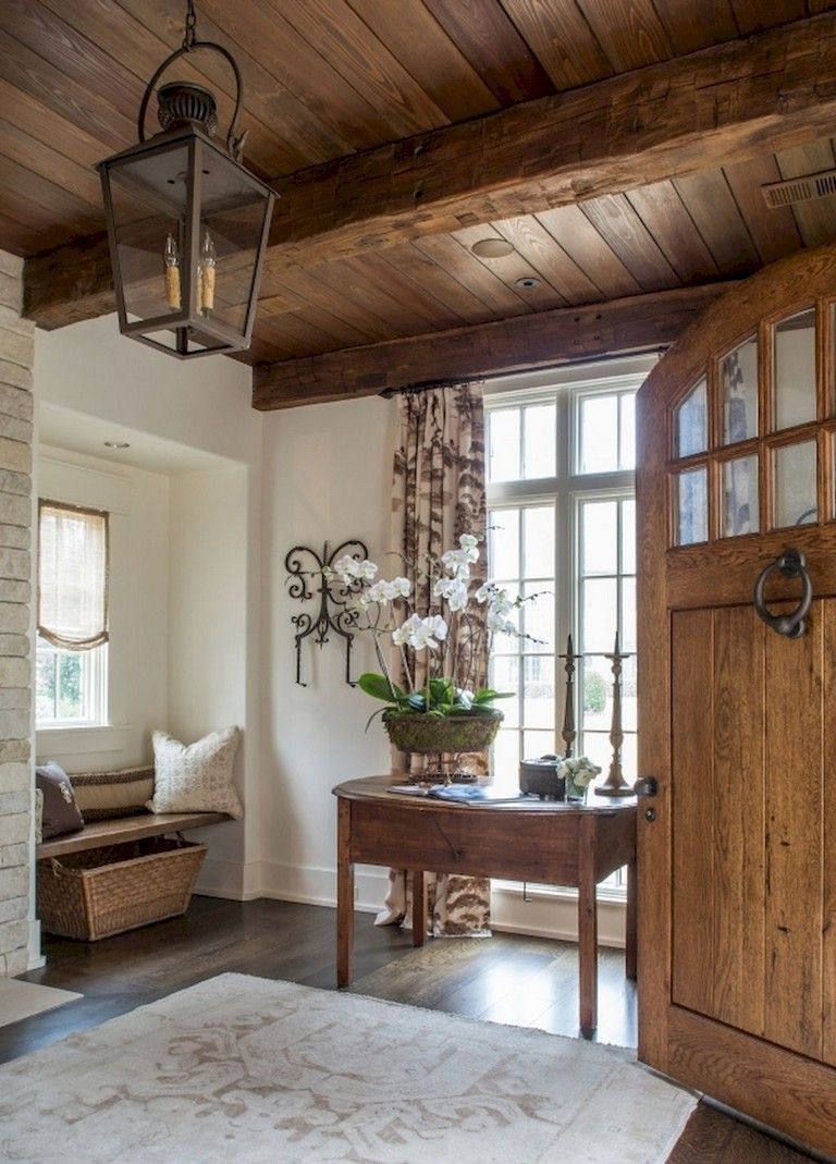 79 Awesome Modern Farmhouse Entryway Decorating Ideas French Country Living Room French Country Decorating Living Room French Country Decorating