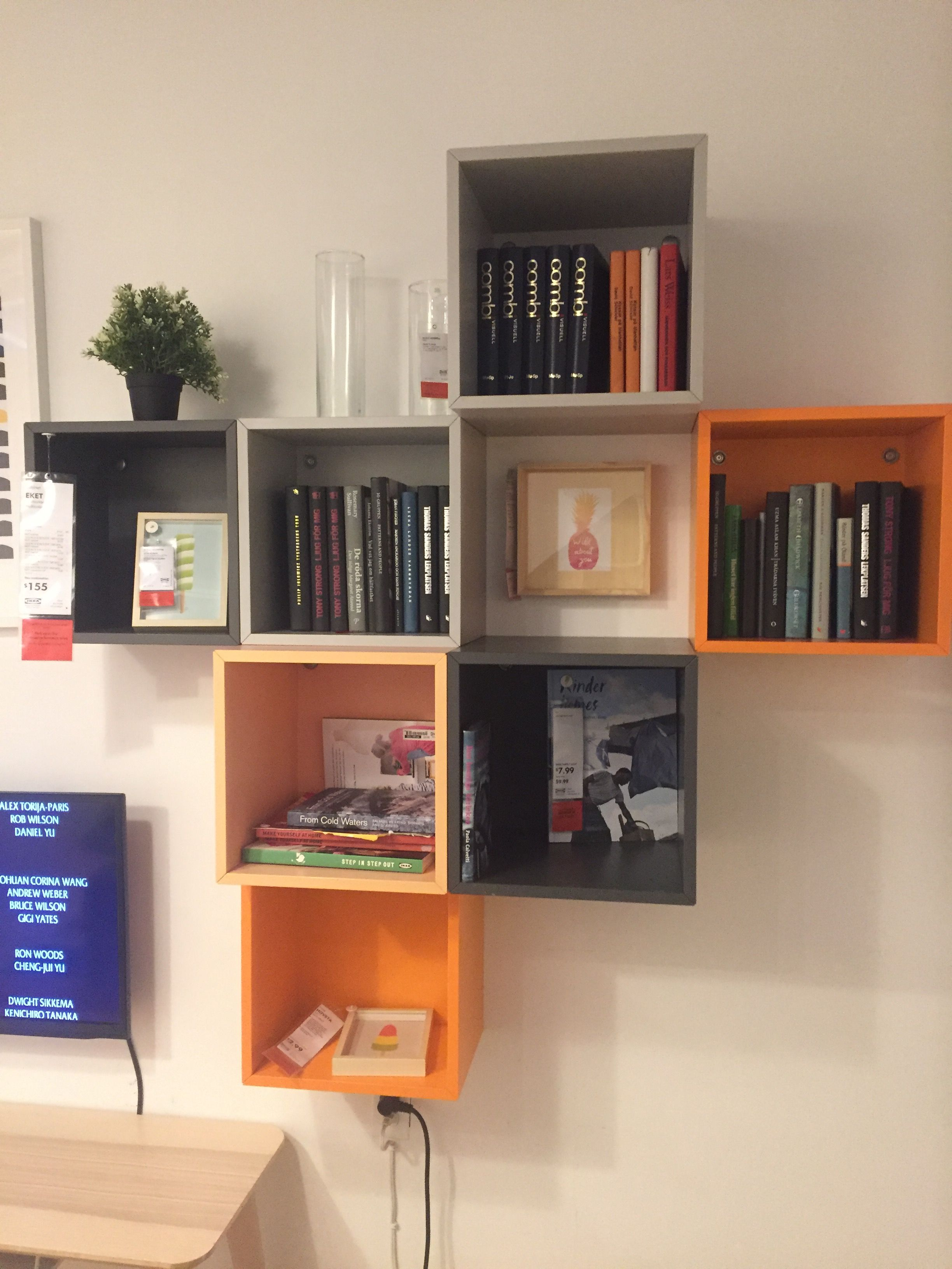 Libreria Da Parete Ikea muebles di alejandra deisler nel 2020 | arredamento salotto