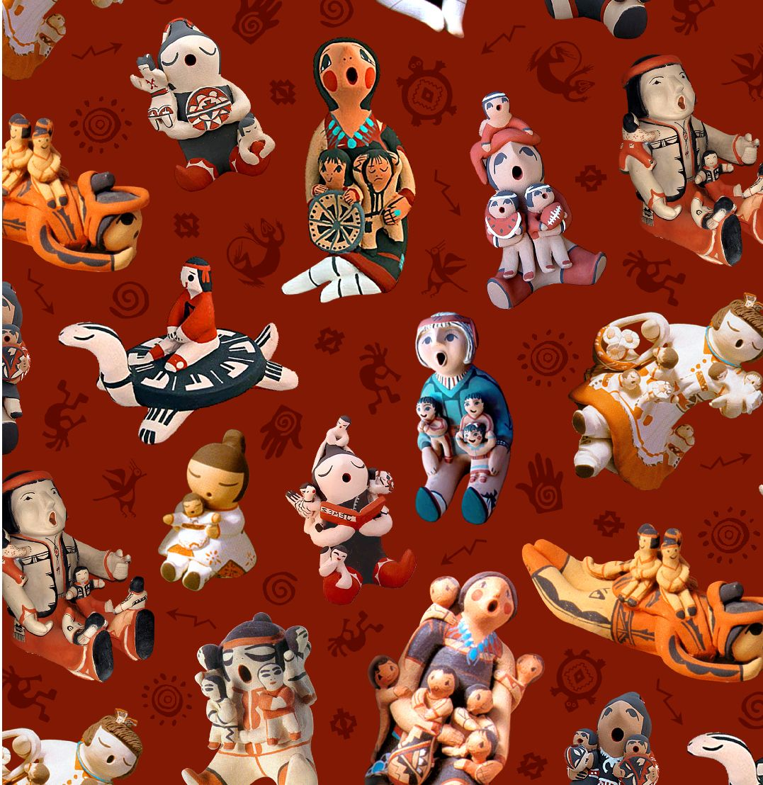 Pin By Storytelling On Happy Fabric: The Storytellers In Terra Cotta
