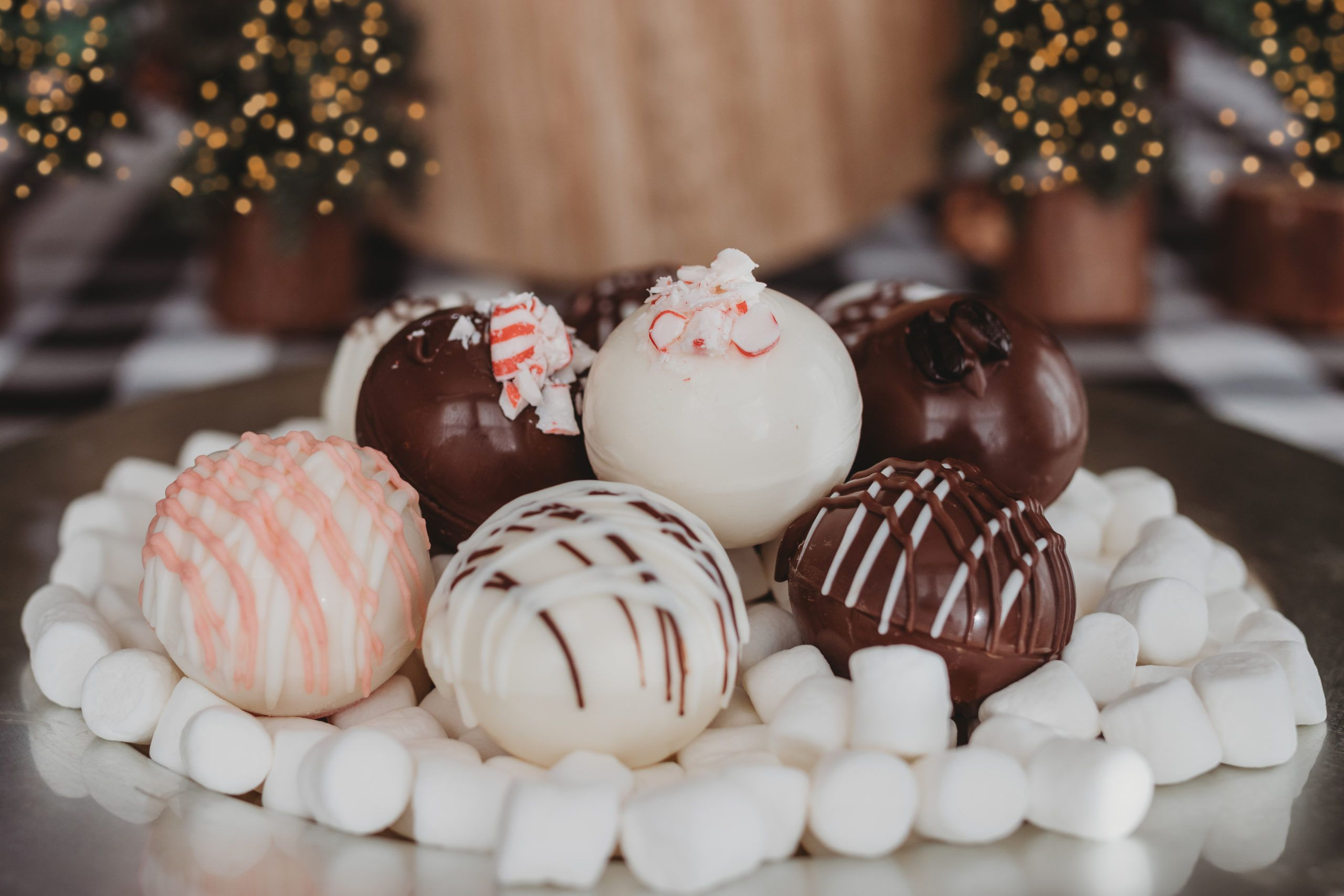 6 Flavors Of Hot Cocoa Bombs (With Recipes!)