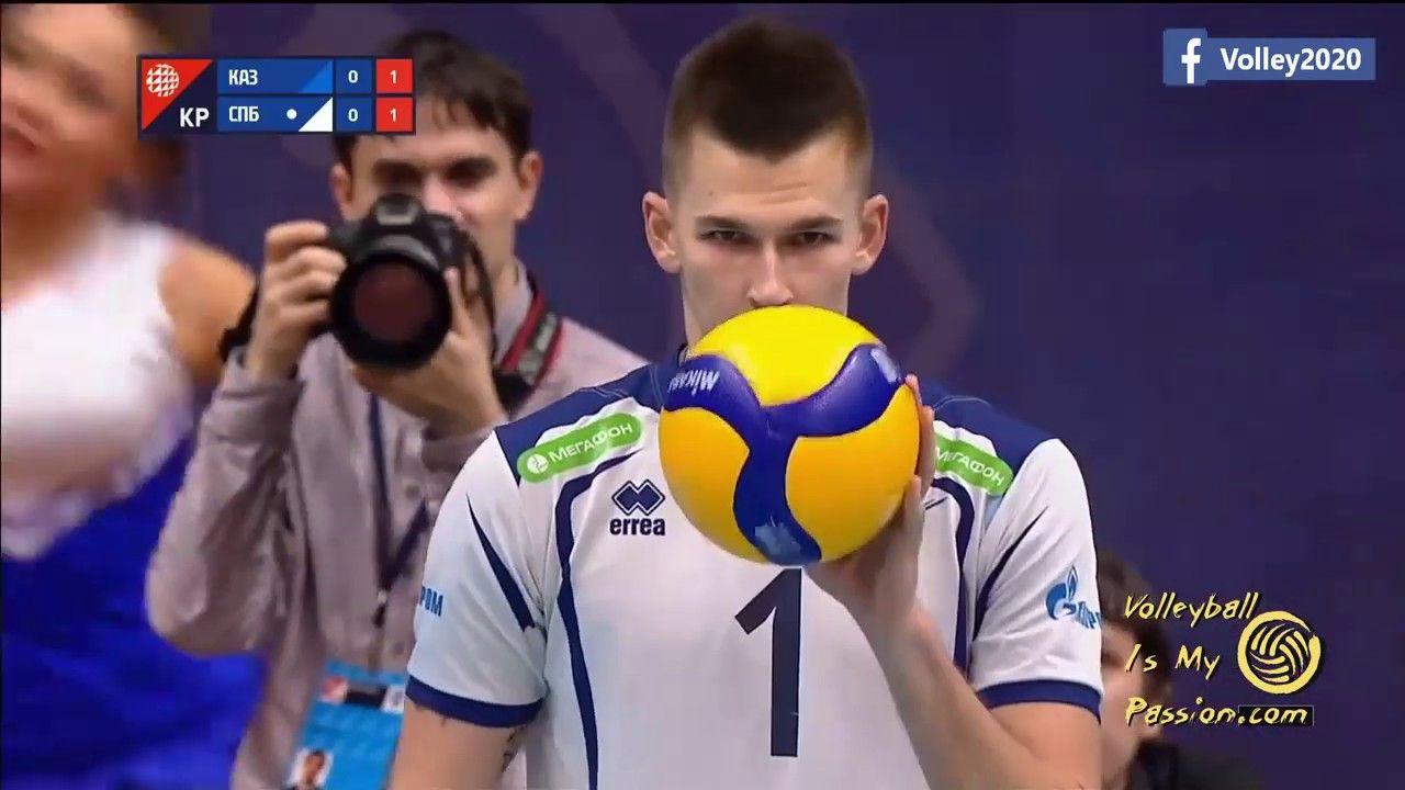 Volleyball Russia Cup Men Final Zenit Kazan Vs Zenit St Petersburg