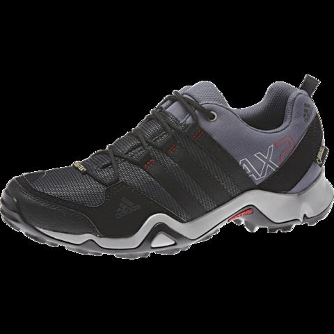 Adidas AX2 GTX- Dark Grey/Black/Scarlet