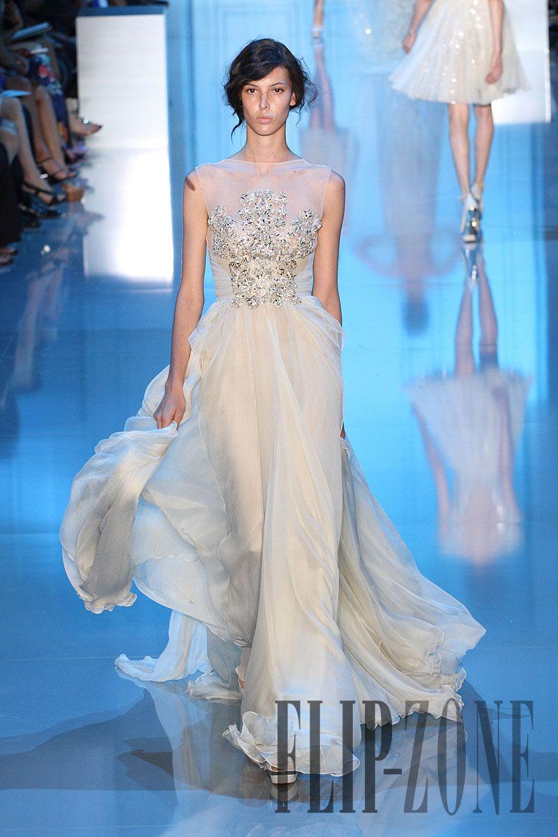 Elie Saab Fall-winter 2011-2012 - Couture - http://www.flip-zone.net ...