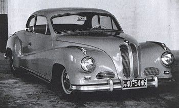 1958 502 coupe Autenrieth | BMW | Pinterest | BMW, Cars and Vehicle