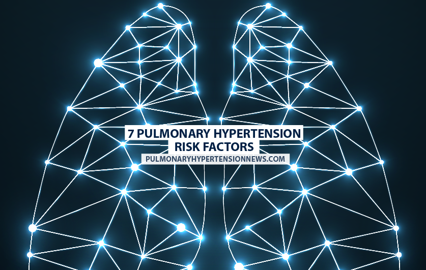 Check here to find out about several risks factors for developing pulmonary hypertension.