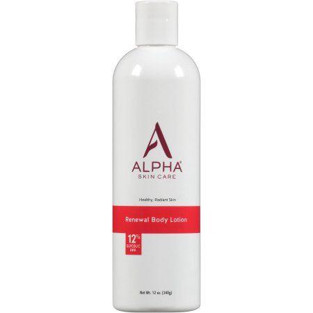 Alpha Skincare Alpha Skin Care Revitalizing Body Lotion 12 Oz Walmart Com Anti Aging Body Lotions Body Lotion Lotion